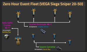 VEGA Siege Sniper 20-50