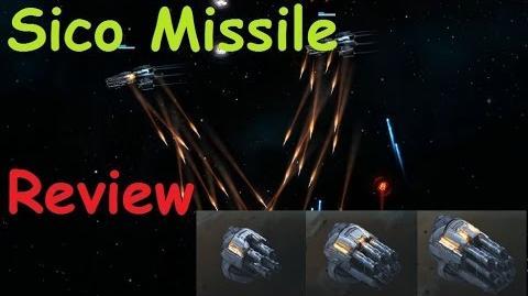 Vega Conflict - Sico Missile Review