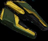 VEGA Conflict Vigilante Battleship Mk V