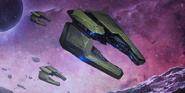 VEGA Conflict Vigilante Battleship (3)