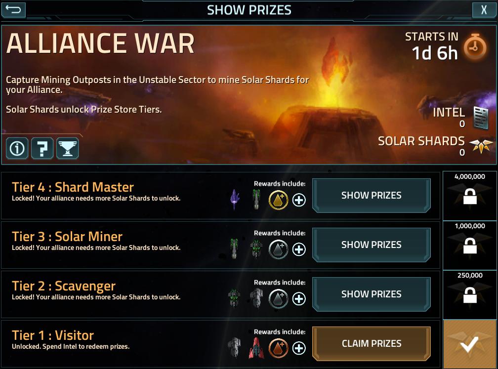 Alliance War | Vega Conflict Wiki | FANDOM powered by Wikia