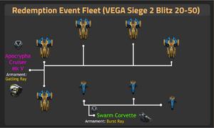 VEGA Siege 2 Blitz 20-50