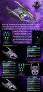 VEGA Conflict Blackguard Cruiser Infographic