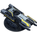 VEGA Mining Ship Weapons