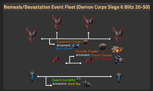 Demon Corps Siege 6 Blitz 20-50 updated