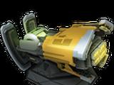 Xeno Division Base Weapons