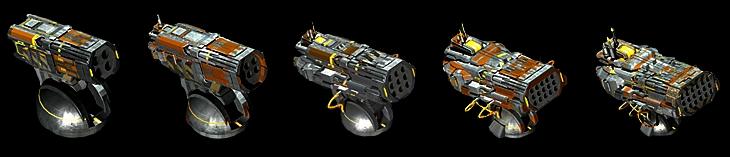 Heavy plasma torpedo