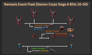 Demon Corps Siege 6 Blitz 20-50