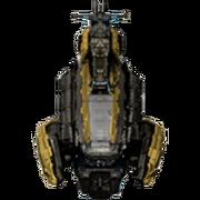 Rancor battleship MKII