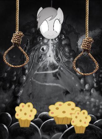 Eldetrich horror Derpy
