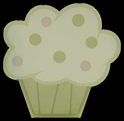 Hostless muffin