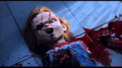 Chucky dead