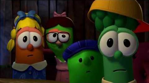 Jonah e Os Vegetais - Trailer 2 -Dublado-