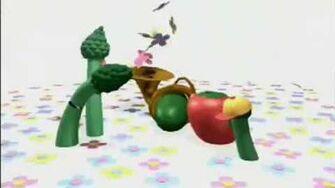 """Abertura de """"Os Vegetais"""" (Dublagem do SBT)"""