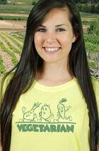 Tshirt - cartoon veggies