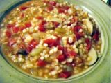 Lentil and Mushroom Stew