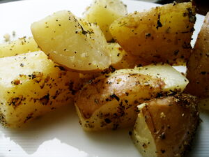 Peppered taters
