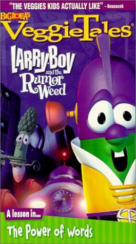 larryboy and the rumor weed veggietales the ultimate