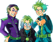 Veggijinkas the scallions by kirapop-d4rn8j4