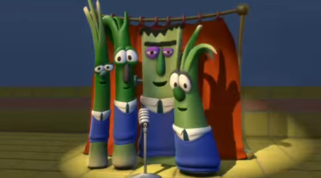 Veggietales frankencelery