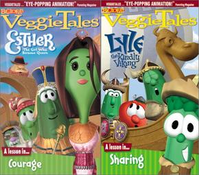VeggieTales Vision Vol. 2