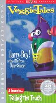 Larry Boy and The Fib From Outer Space Classics Edition VHS