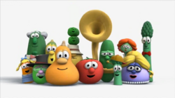 VeggieTales Theme Song (2009-2013)