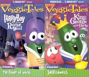 VeggieTales Vision Vol. 1