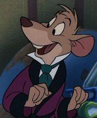 Basil of Baker Street as Larry the Cucumber