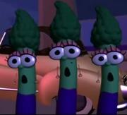 Asparagus singers