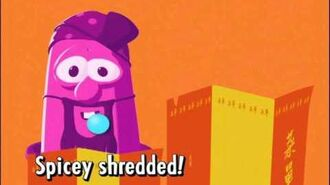 VeggieTales Silly Song Karaoke- Moo Shoo
