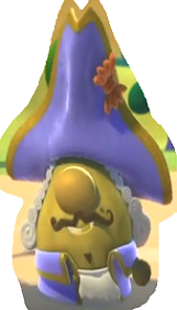 Mr. Lunt As Alphonse