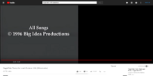 All Songs 1996 Big Idea Productions