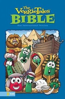 The VeggieTales Bible Hardcover Zonderkidz