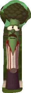 Art Bigotti Asparagus As Himself