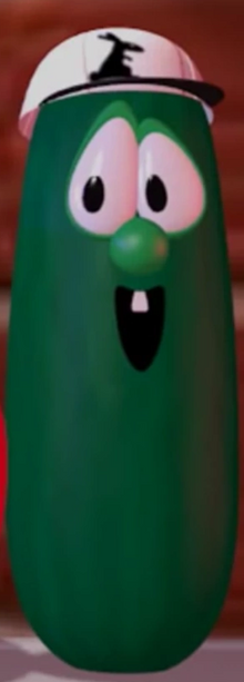 Benny Larry the Cucumber Model
