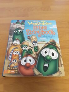 VeggieTales Bible Storybook Scripture from the NIrV Childrens