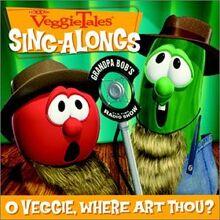 VeggieTales O Veggie Where Art Thou CD