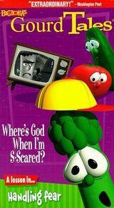 GourdTales: Where's God When I'm S-Scared? VHS (1999) (Lyrick Studios reprint)