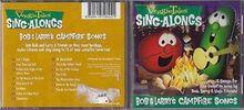 VeggieTales Bob and Larry's Campfire Songs CD
