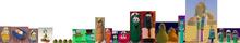 26 Toys & MODELING Veggie Tales Nativity