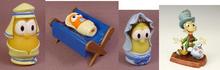 Veggie Tales Gourd As Joseph Figure Baby Lou Carrot As Baby Jesus In The Manger Figure A Gourd As Mary Figure Walt Disney Classics WDCC Jiminy Cricket Pinocchio Porcelain Figurine COA NR DSL