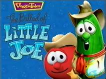 Little joe title screen