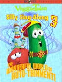 Silly Sing-Along 3 2003 VHS