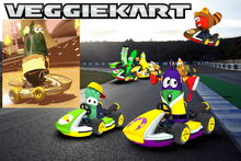 VeggieKart Model