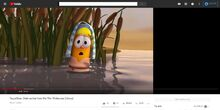 Miriam Laura Carrot In VeggieTales Duke and the Great Pie War Widescreen Edition