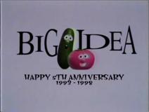Big idea 5th anniversary byline