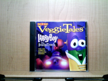 Larry-Boy The Soundtrack by Veggietales CD