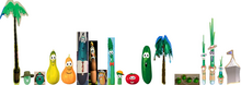 21 VeggieTales Dave and the Nebbie K Nezzer Palmy The Tree Camp