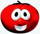 Wiseman 3 (Bob the Tomato)